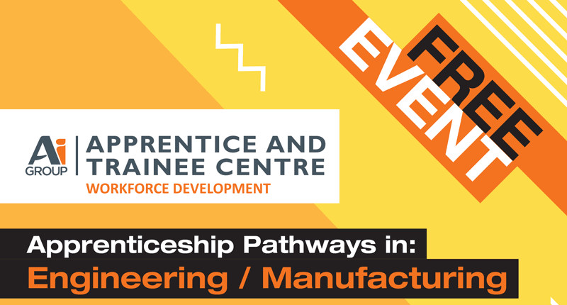 Apprenticeships and pathways in Engineering and Manufacturing